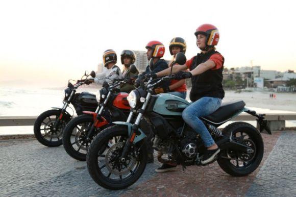 Nova Ducati Sixty2 399 cc, fotos, preços, lançamento (Foto: Reprodução Ducati)