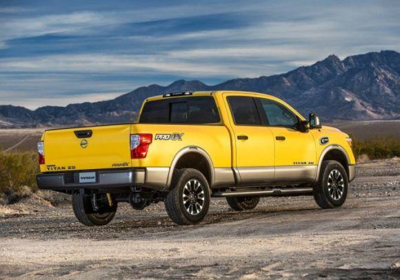O modelo chega para rivalizar com a Ford F-150 (Foto: Divulgação Nissan)