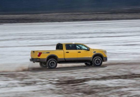 Os preços da Titan XD não foram divulgados (Foto: Divulgação Nissan)