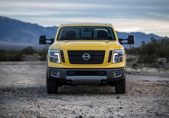 A nova picape da Nissan chega primeiro aos EUA, Canadá e México (Foto: Divulgação Nissan)