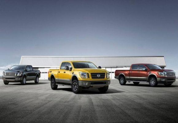 A Titan XD está disponível em três versões de cabine (Foto: Divulgação Nissan)