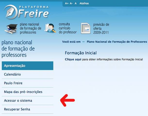 Aposte nos cursos diferenciados da plataforma Freire (Foto: Divulgação Plataforma Freire)