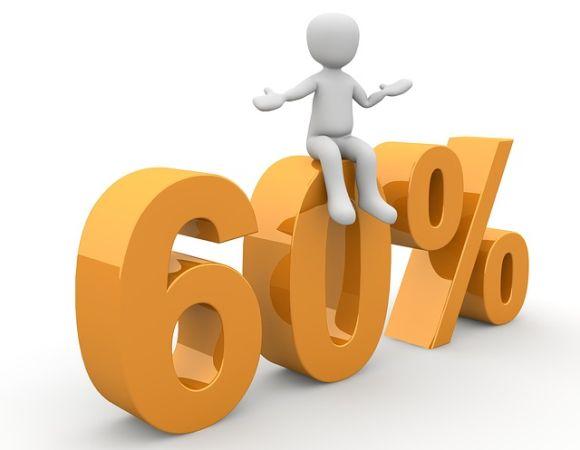 Promoções com 60% na Black Friday (Foto Ilustrativa)