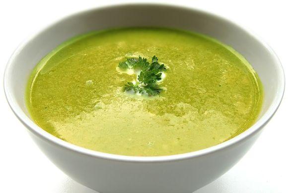 Sopa de castanhas (Foto Ilustrativa)