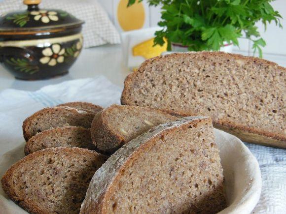 Pão de castanhas (Foto Ilustrativa)