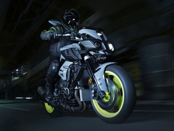 Yamaha MT-10 (Foto Ilustrativa)