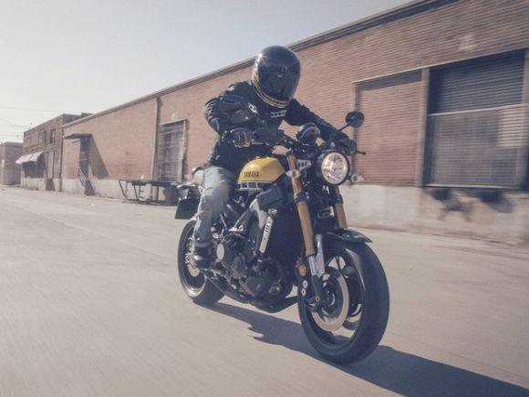 Yamaha XSR 900 (Foto Ilustrativa)