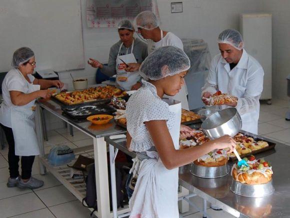Vários cursos na área de culinária estão disponíveis (Foto Ilustrativa)