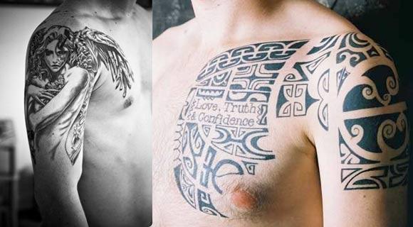 Tendências de tatuagens masculinas para 2016 (Foto Ilustrativa)