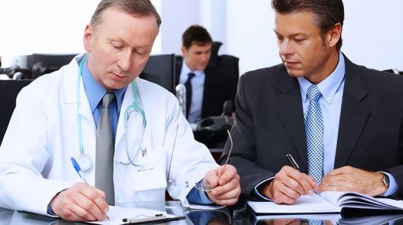 O curso Técnico em Gerência em Saúde é uma das opções (Foto Ilustrativa)