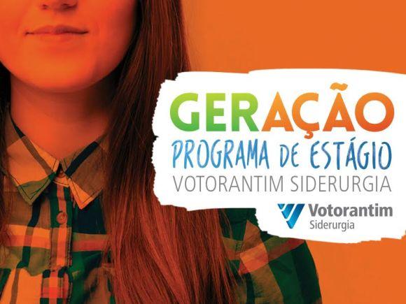 No programa de estágio Votorantim, há 42 vagas para alunos de cursos técnicos e superiores (Foto Ilustrativa)