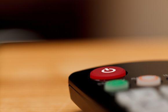 Muitos telespectadores optaram por trocar de canal ou desligar a TV (Foto Ilustrativa)