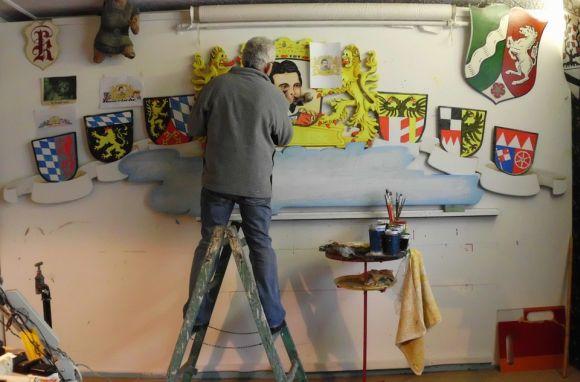 Não faltam maneiras de decorar a parede (Foto Ilustrativa)