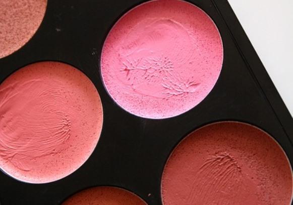 5 cores de blush que ficam perfeitas em todos os tons. (Foto Ilustrativa)