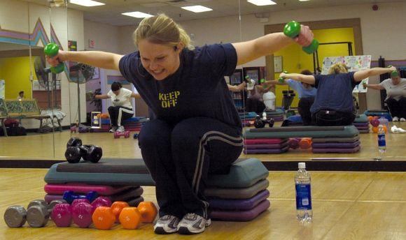 Não se esqueça dos exercícios e de beber muita água (Foto Ilustrativa)