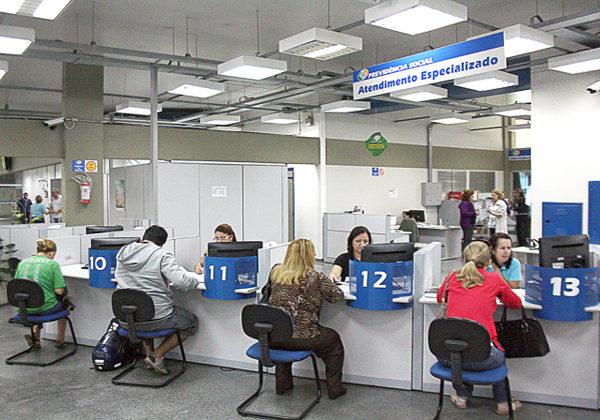 Você pode agendar visitando a agencia também (Foto: Abril/Exame)