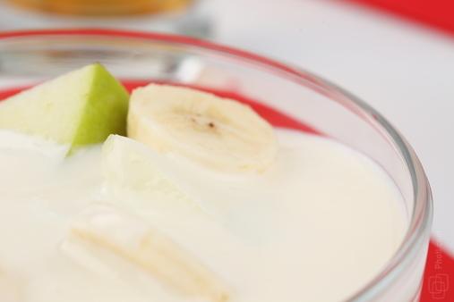 Iogurte é rico em fibras (Foto: Divulgação)
