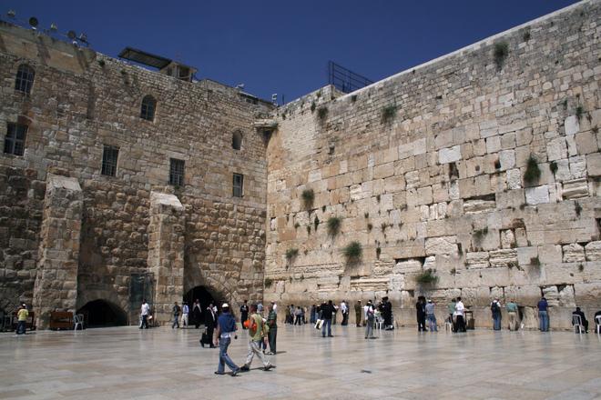 As famosas arquiteturas são pontos importantes para os judeus (Foto: Divulgação)