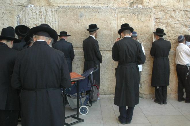Centenas de judeus se reúnem nesta época do ano para celebração (Foto: Divulgação)