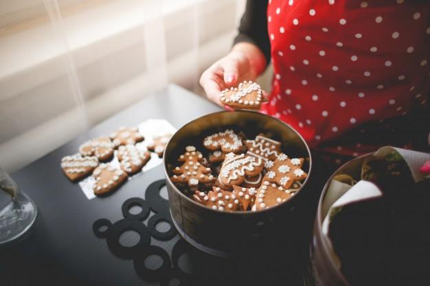 Comida também ajuda a decorar o ambiente (Foto: Divulgação)