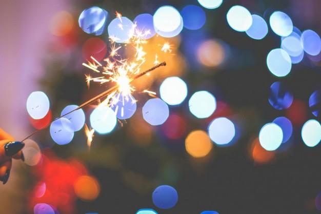 Lembre-se dos fogos para comemorar o ano novo (Foto: Divulgação)