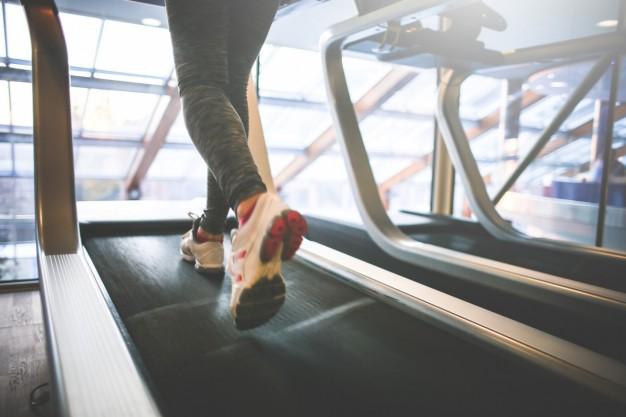 O jeito é praticar atividade física (Foto: Divulgação)