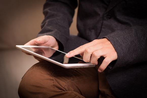Você também pode usar o app pelo iPad. (Foto Ilustrativa)