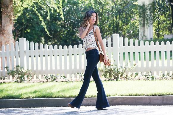 Conheça o jeans ideal para seu corpo. (Foto Ilustrativa)