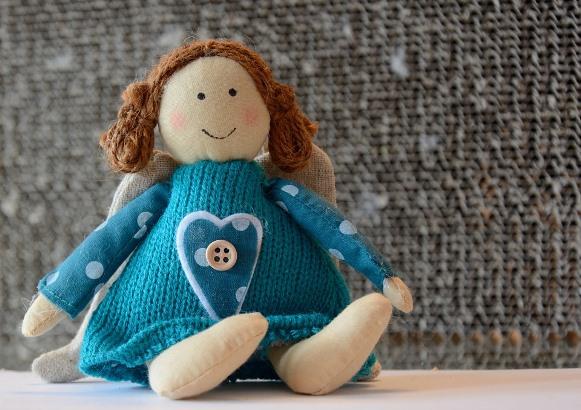 Aprenda o passo-a-passo para confeccionar lindas bonecas. (Foto Ilustrativa)