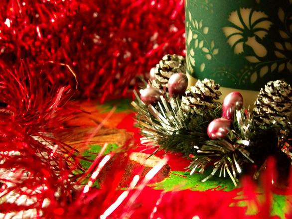 Fitilhas e tecidos ajudam na decoração (Foto: Divulgação)