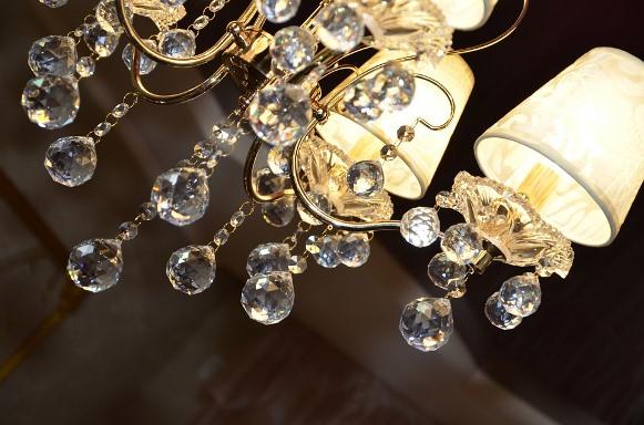 Decoração com luzes em cada ambiente da casa