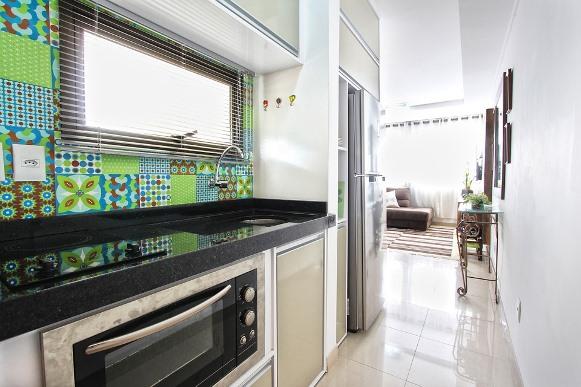 A cozinha deve ter uma iluminação clara. (Foto Ilustrativa)