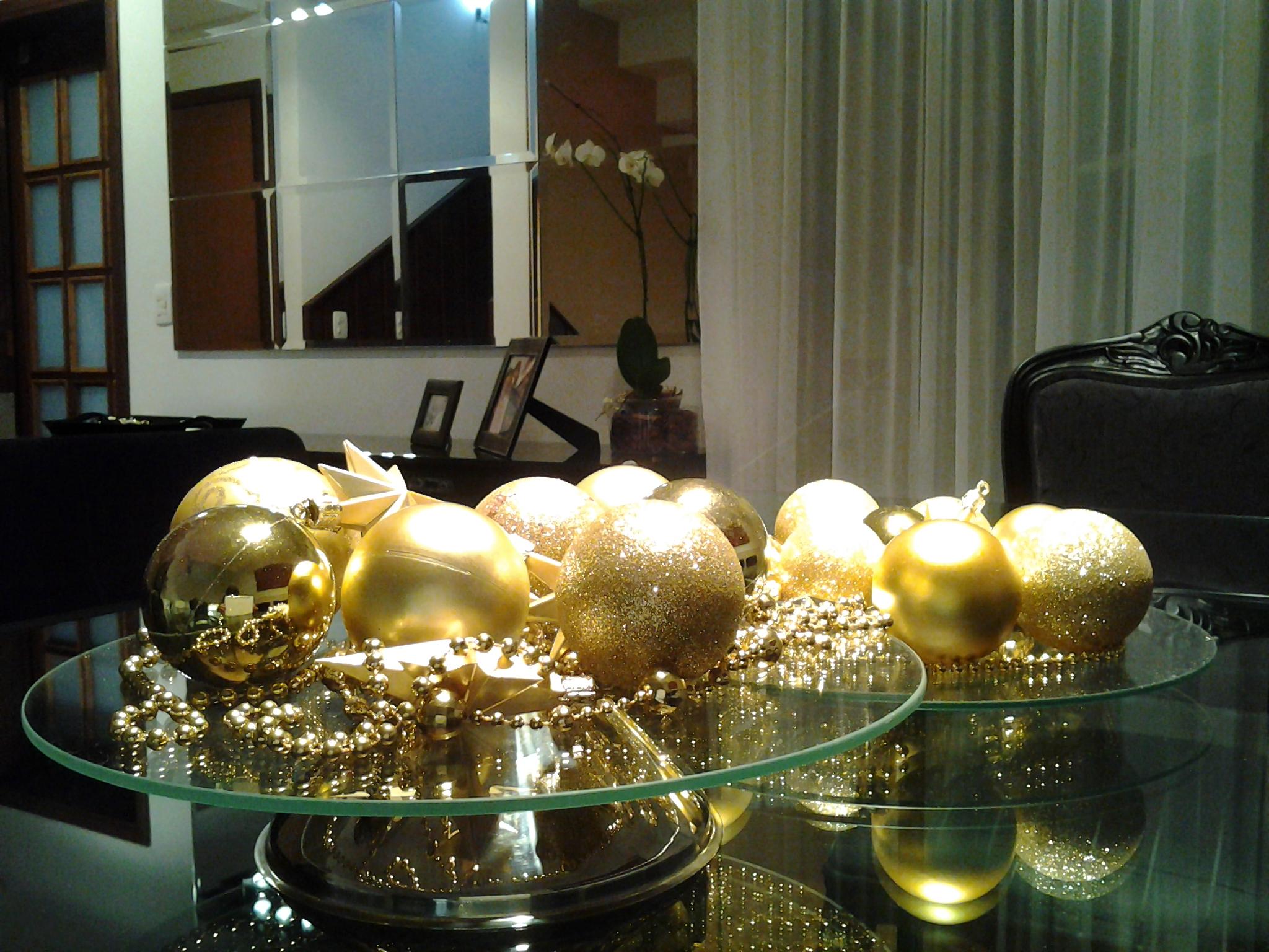 Decore para esse Natal a sua casa gastando quase nada (Foto: Casa Abril)