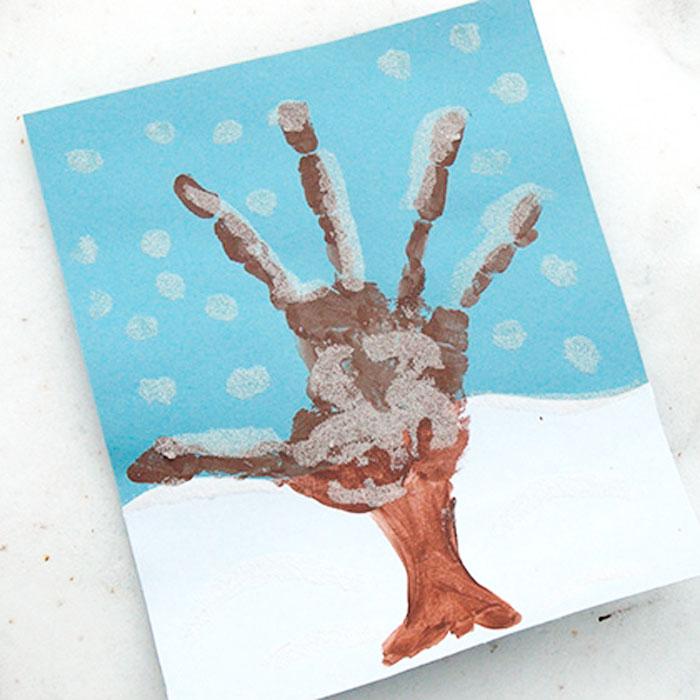Cartões de Natal de corados (Foto: Casa Abril)