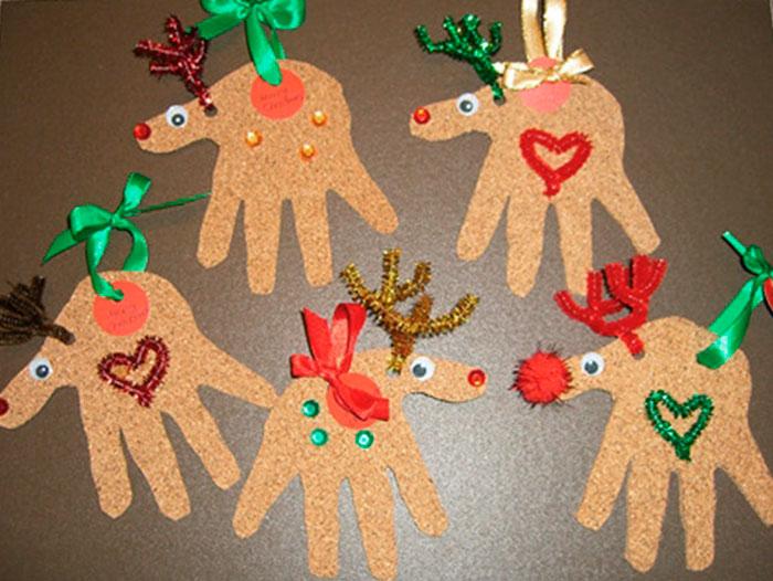 Veja como fazer lindos enfeites de Natal(Foto: Casa Abril)