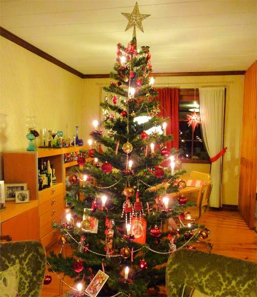 Árvores de Natal divertidas (Foto: Casa Abril)
