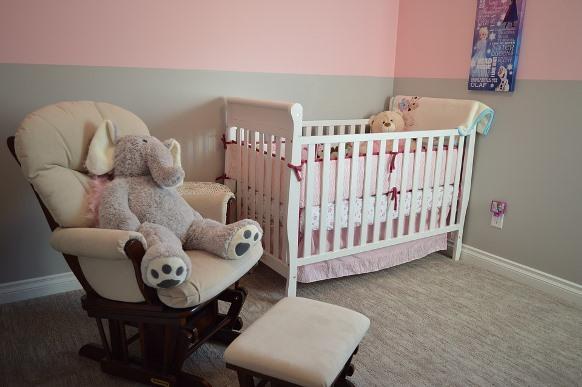 Decoração e tendências para quarto de bebê 2016. (Foto Ilustrativa)