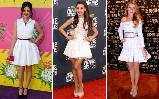 Modelos mais curtos para as garotas (Foto: Site Abril)