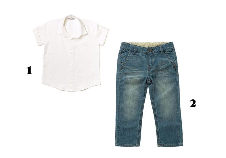 Calça jeans e camiseta para o seu Ano Novo (Foto: MdeMulher)
