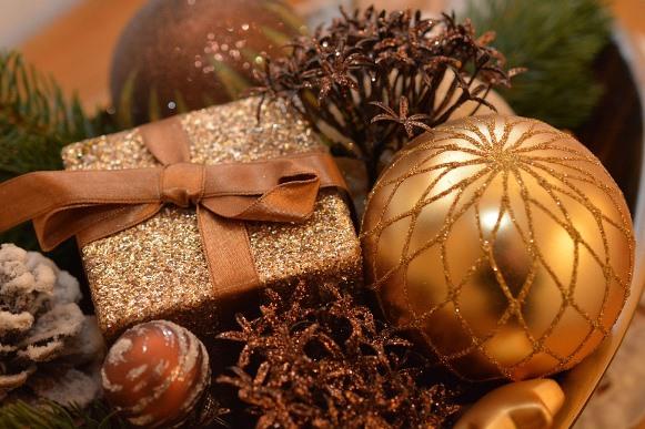 Valorize os elementos natalinos na decoração. (Foto Ilustrativa)