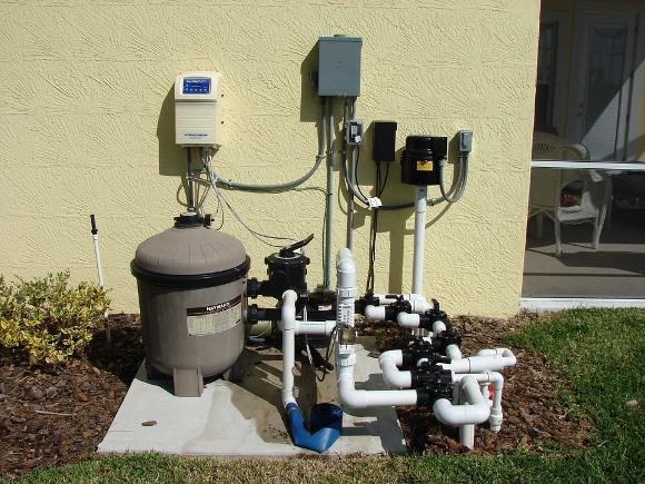 O filtro é fundamental para manter a água limpa. (Foto Ilustrativa)