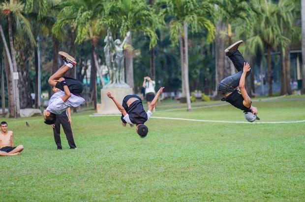 Pratique atividade física (Foto: Divulgação)