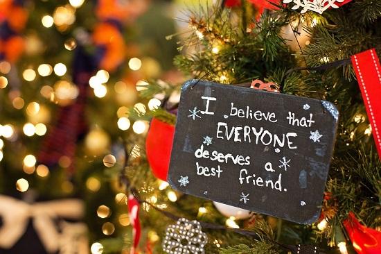 Solte a criatividade e veja como decorar a sua árvore de Natal (Foto: Divulgação)