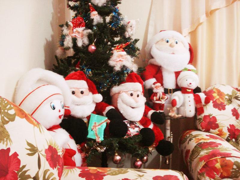 Aposte em um Papai-Noel diferenciado (Foto: Casa Abril)