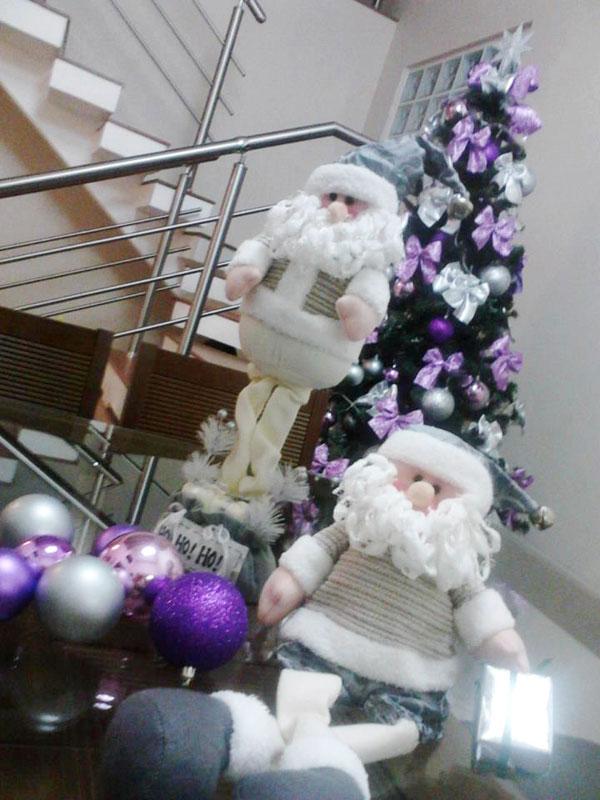 Enfeites de Natal lindos (Foto: Casa Abril)