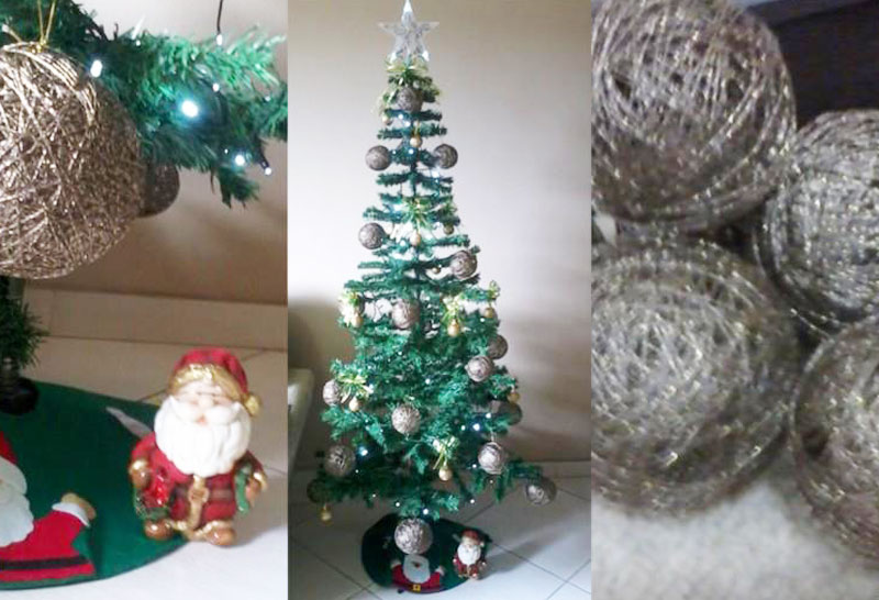 Aposte em bons enfeites de Natal (Foto: Divulgação)