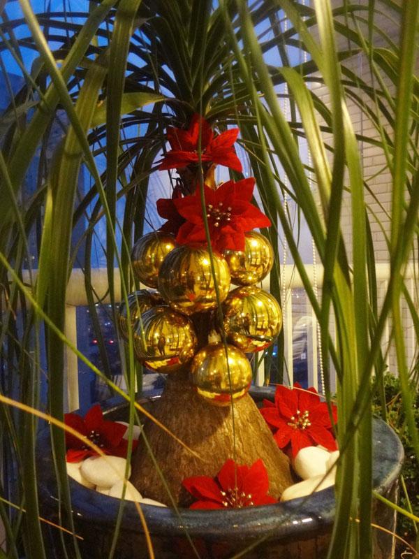 Use bolinhas de Natal (Foto: Divulgação)