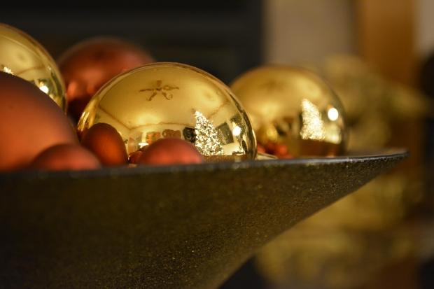 Bolas de natal (Foto: Divulgação)