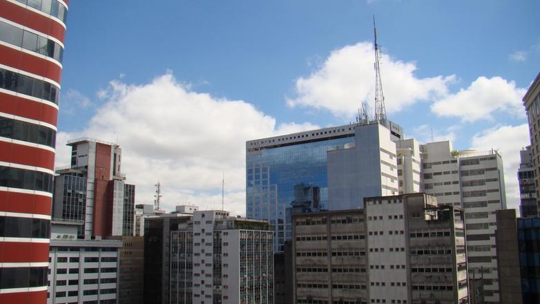 Quem quiser pode curtir a avenida desde cedo (Foto: Divulgação)