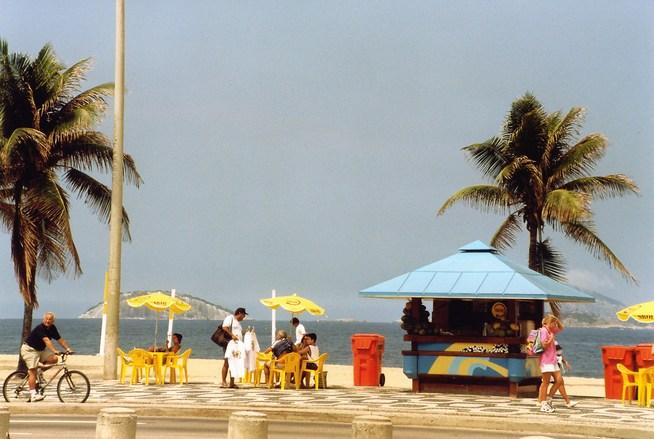 Quem puder passar mais tempo, também vai poder curtir a tranquilidade que a praia oferece ao amanhecer (Foto: Divulgação)